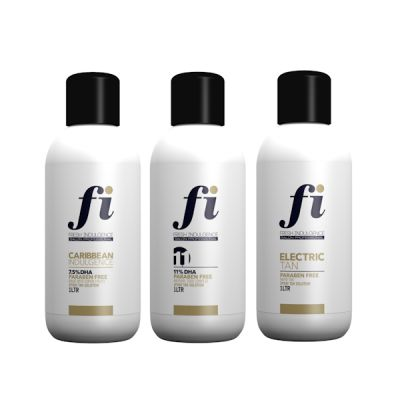 3 LITRE DEAL - SPRAY TAN SOLUTION