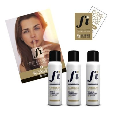 Spray Tan Solution Sample Pack